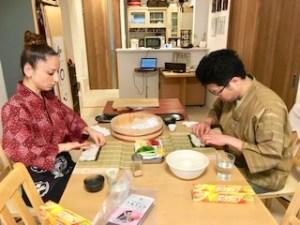 極み寿司づくりコース