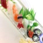 ミニチュア3D 寿司ネックレス