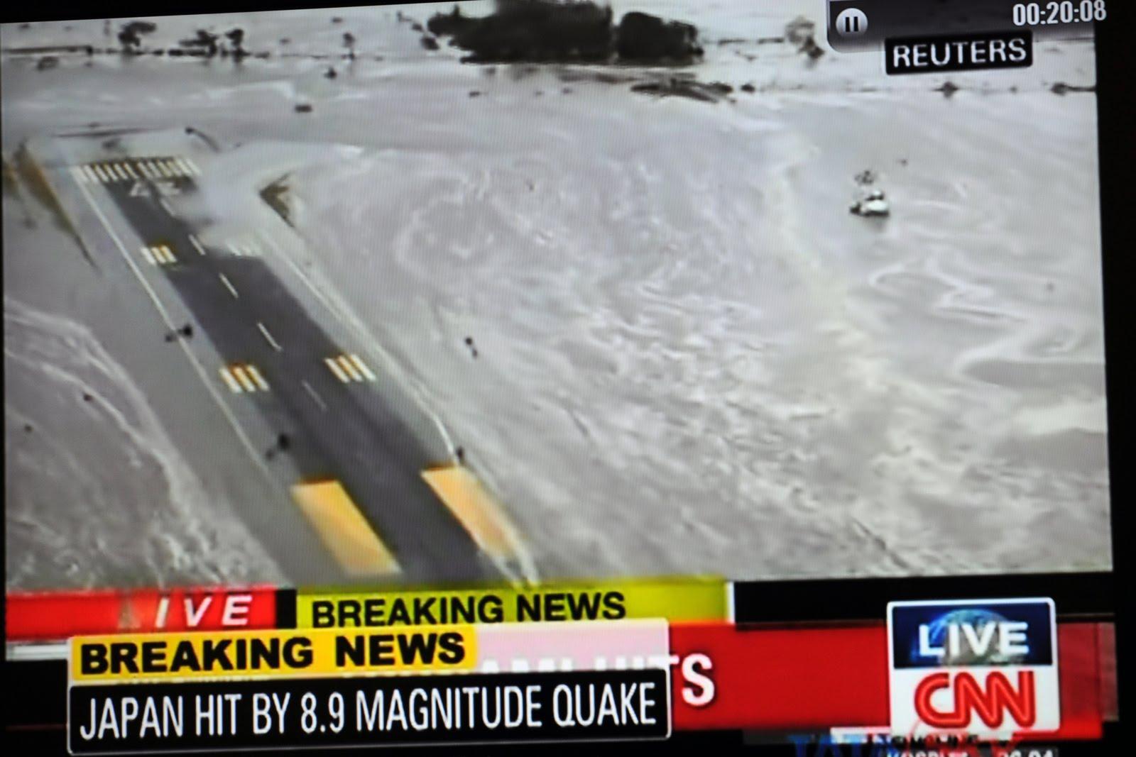 """More Japan Quake """"reporting"""""""