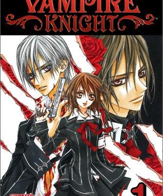 Review: Vampire Knight Vol. 1 Manga