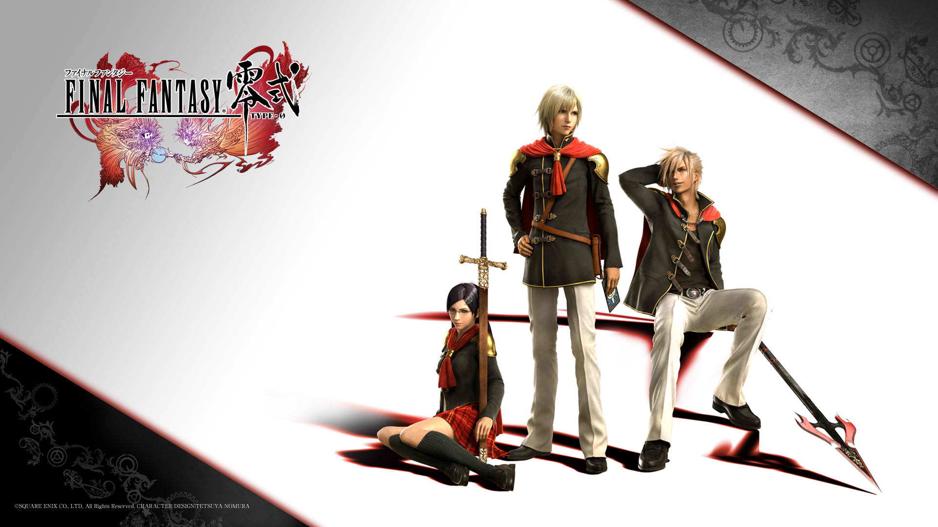 Final Fantasy Type-0 Opening Movie