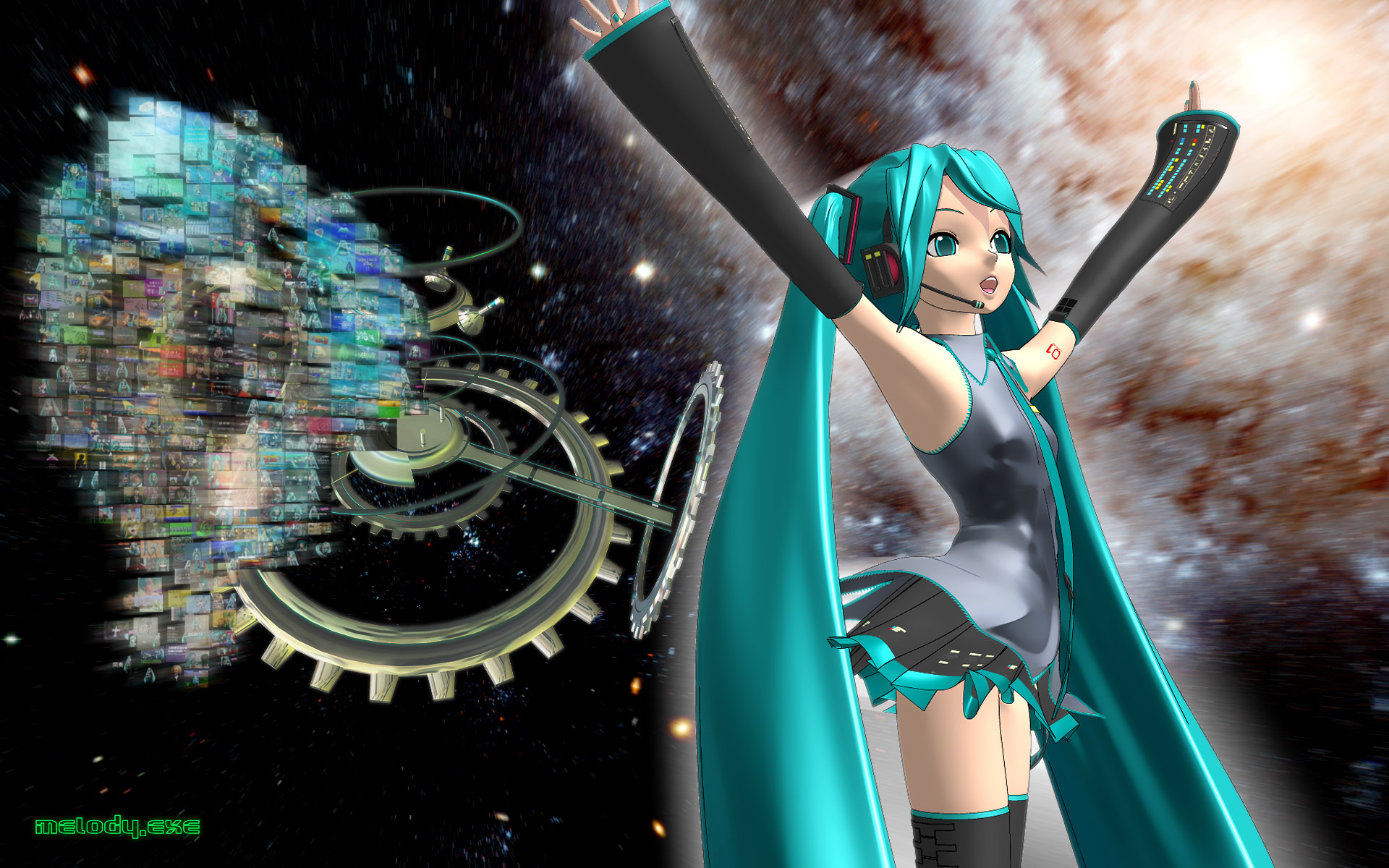 Hatsune Slides Into Air Hockey AR Demo For Vita