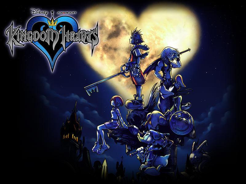 Kingdom Hearts Site Receives Overhaul