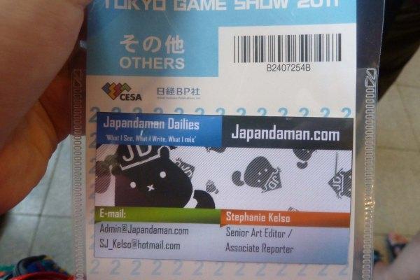Day Three – Tokyo Game Show Pics