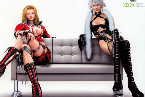 Dead Or Alive 5 Debuts Trailer At TGS