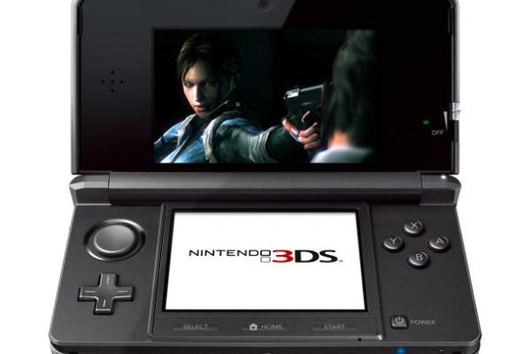 Resident Evil Revelations Screenshots (3DS)