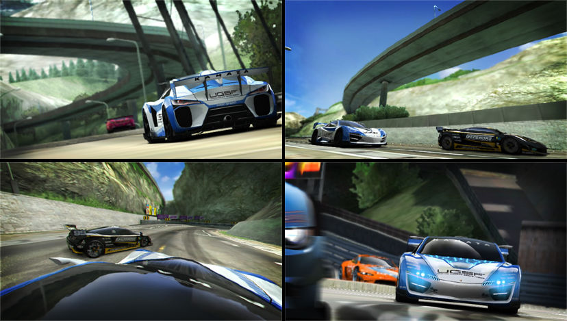 Ridge Racer To Only Have Three Courses
