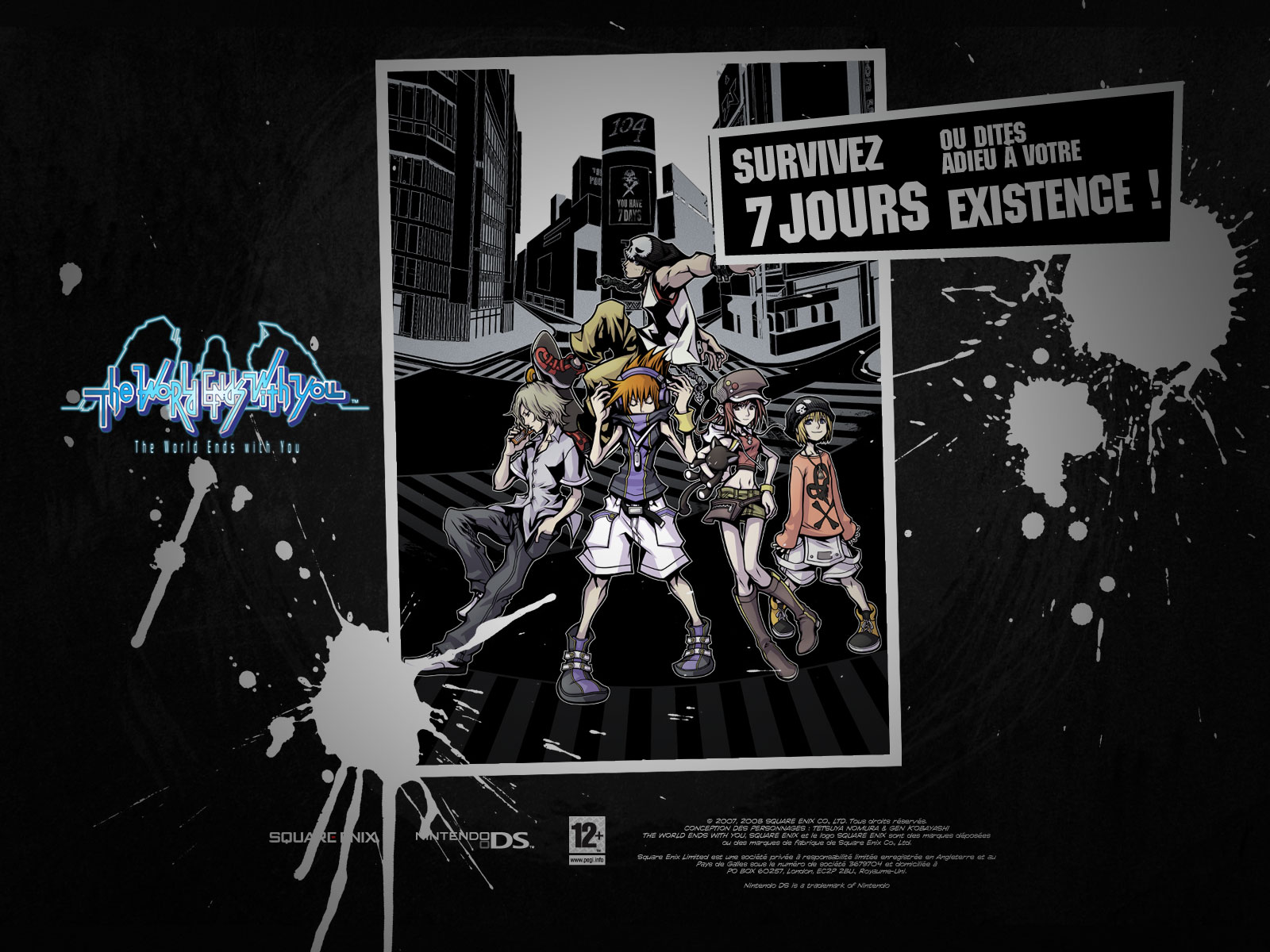 Sequel For The World Ends With You?