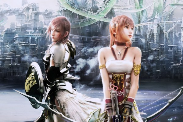 Final Fantasy XIII-2 Commercial