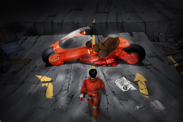 Akira To Receive Live Action Treatment
