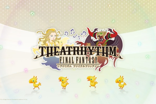 Great Sell Through Rate For Theatrhythm
