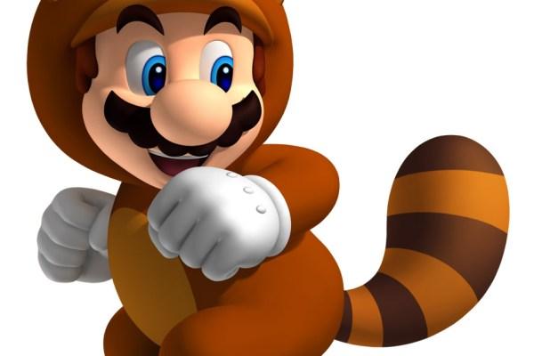 Super Mario AR Cards Details