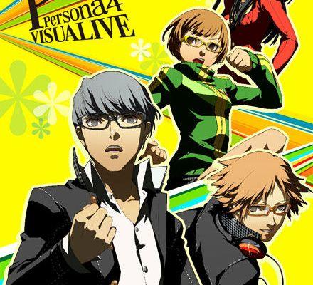 Persona 4 The Golden Update