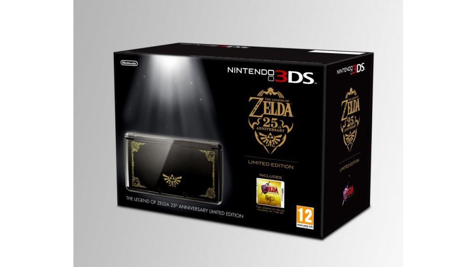 Bigger Zelda 3DS Pics