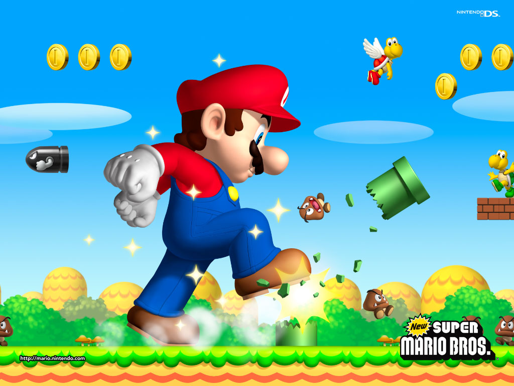 NES Super Mario Receives The 3D Treatment