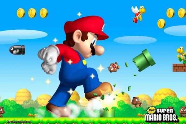 NES Super Mario Receives The 3D Treatment
