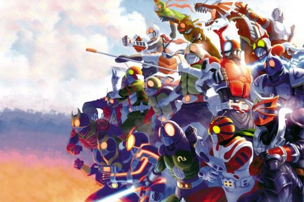 Ultraman, Duel Gundam, Apollo Geist & More Gundam