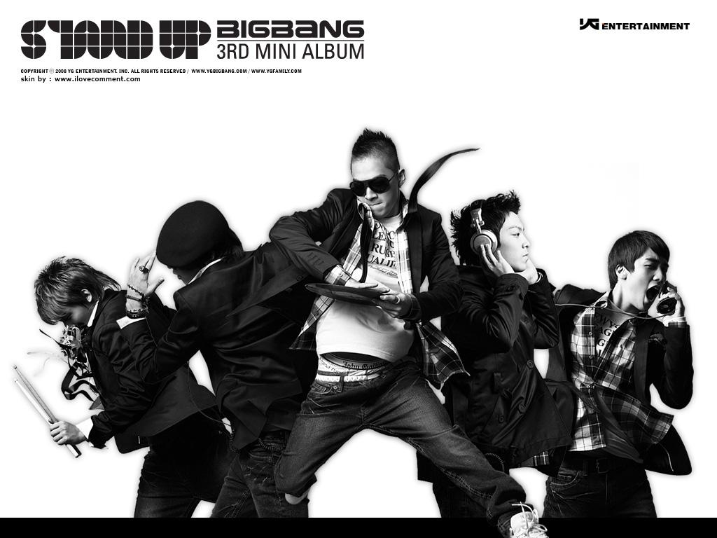 Bigbang Starts Momentum For Alive