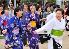 Japanese Summer Festival In Melbourne