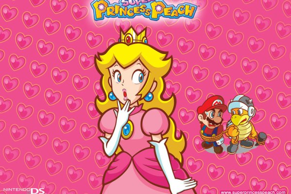 Dress Up Your 3DS, Princess Peach Style