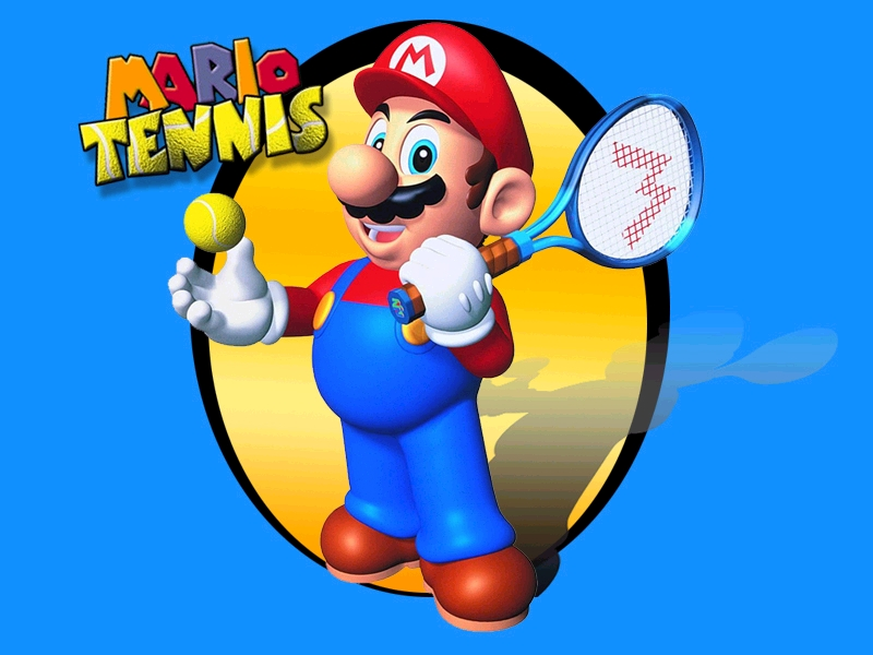 Mario Tennis Open For 3DS
