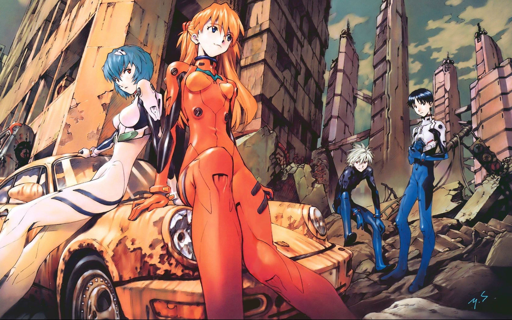 Evangelion Asuka To Receive Her Own Cake
