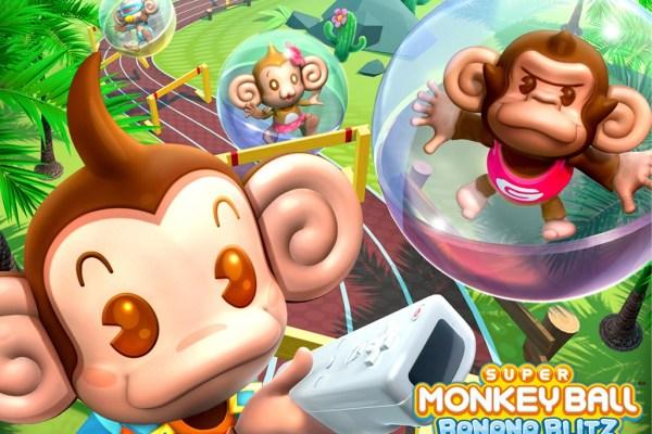 Super Monkey Ball Demo Inbound For PS Vita