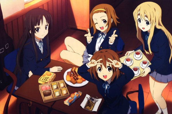K-On! Movie Extras Revealed For DVD/Blu-Ray Release