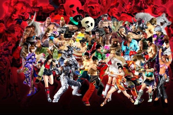 Tekken Museum For Osaka