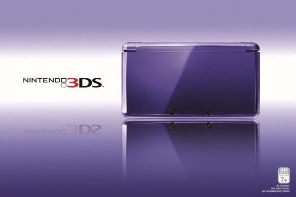 Midnight Purple For 3DS