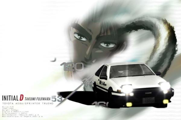 Initial D Arcade Stage 7 AA X Leads Sega's Arcade Charge