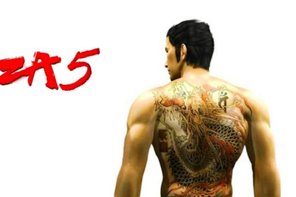 Yakuza 5 Shows Off Drum Master