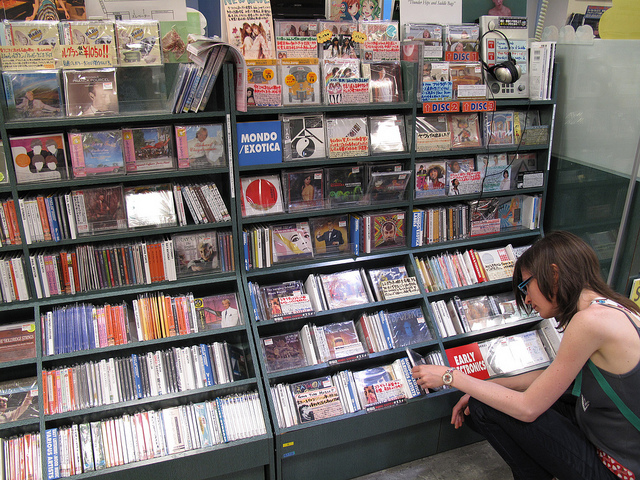 Tower Records Shinjuku Anime Top Ten, August 27 – September 2