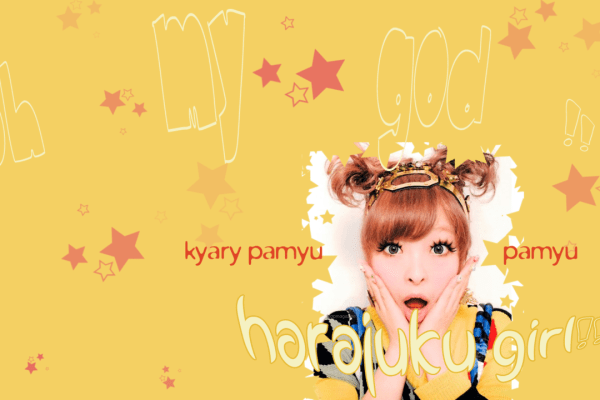 Kyary Wins Music Jacket Award