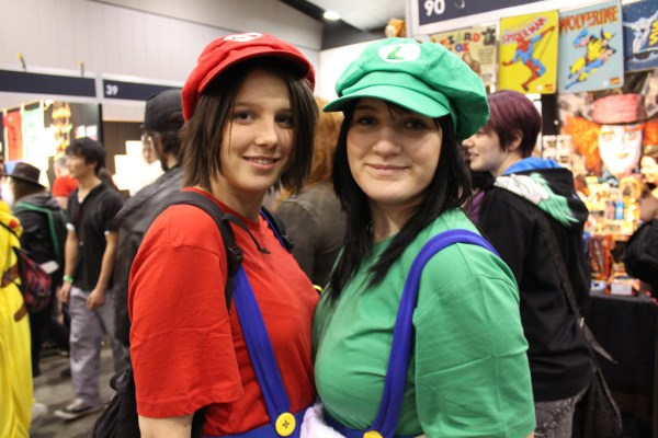 Armageddon Expo Pictures – Day Two