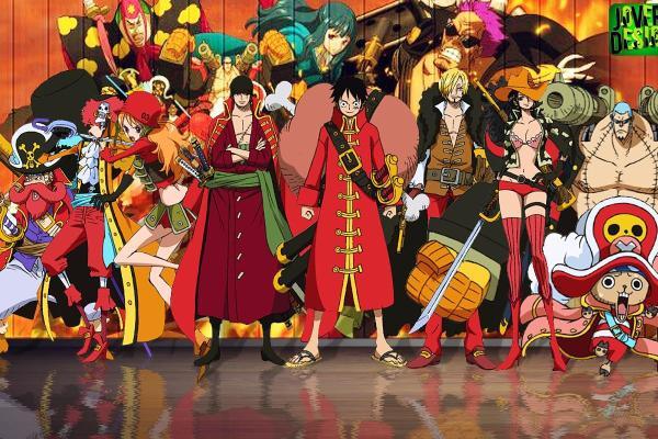 One Piece Film Z Video Promo