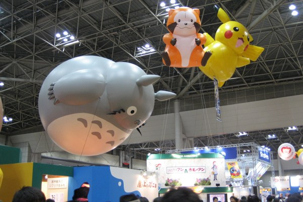 Tokyo Anime Fair 2013 : Part 2