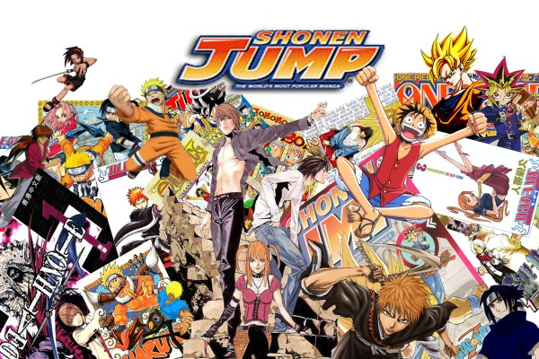 New Shonen Jump amusement park for Japan