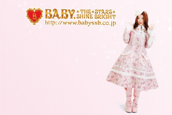 Lolita Fashion From Baby, The Stars Shine Bright