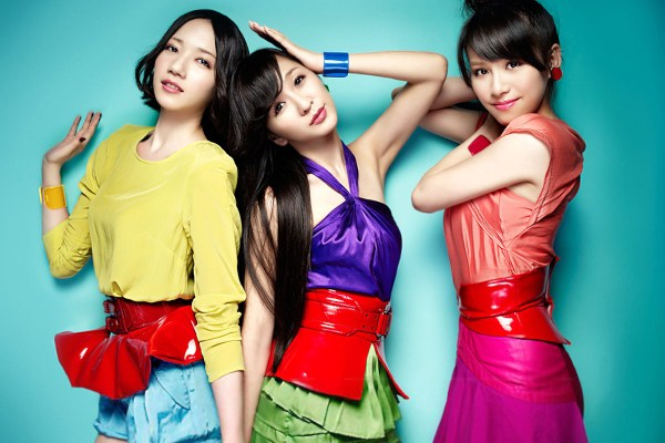 Perfume Secure Their First Overseas Music Festival