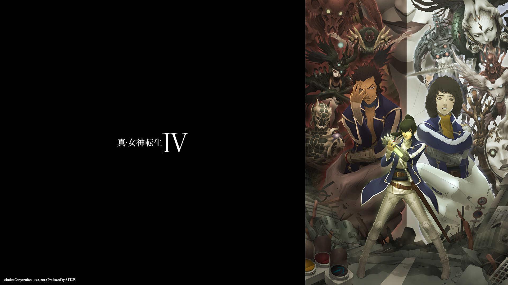 New details for Shin Megami Tensei IV
