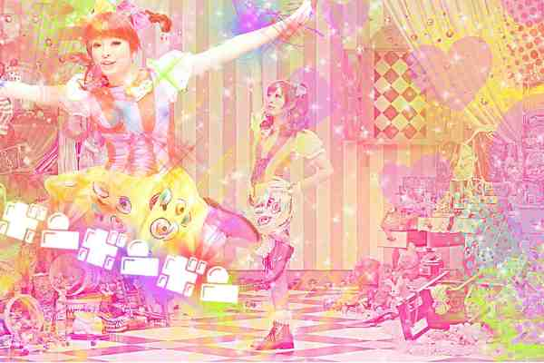 Kyary shows up with new Fashionable Invader CM