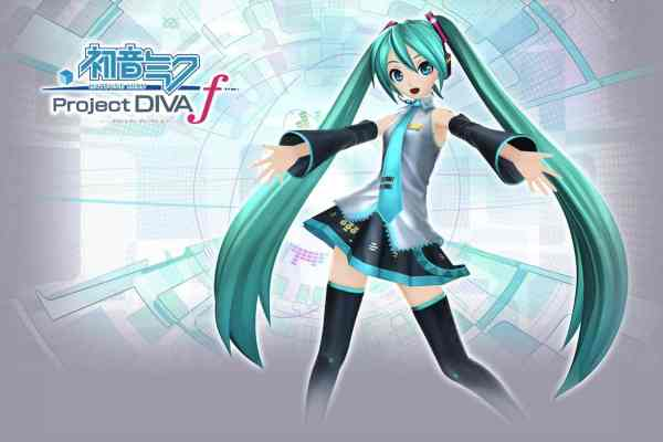 Hatsune returns to Diva f next Spring in Japan