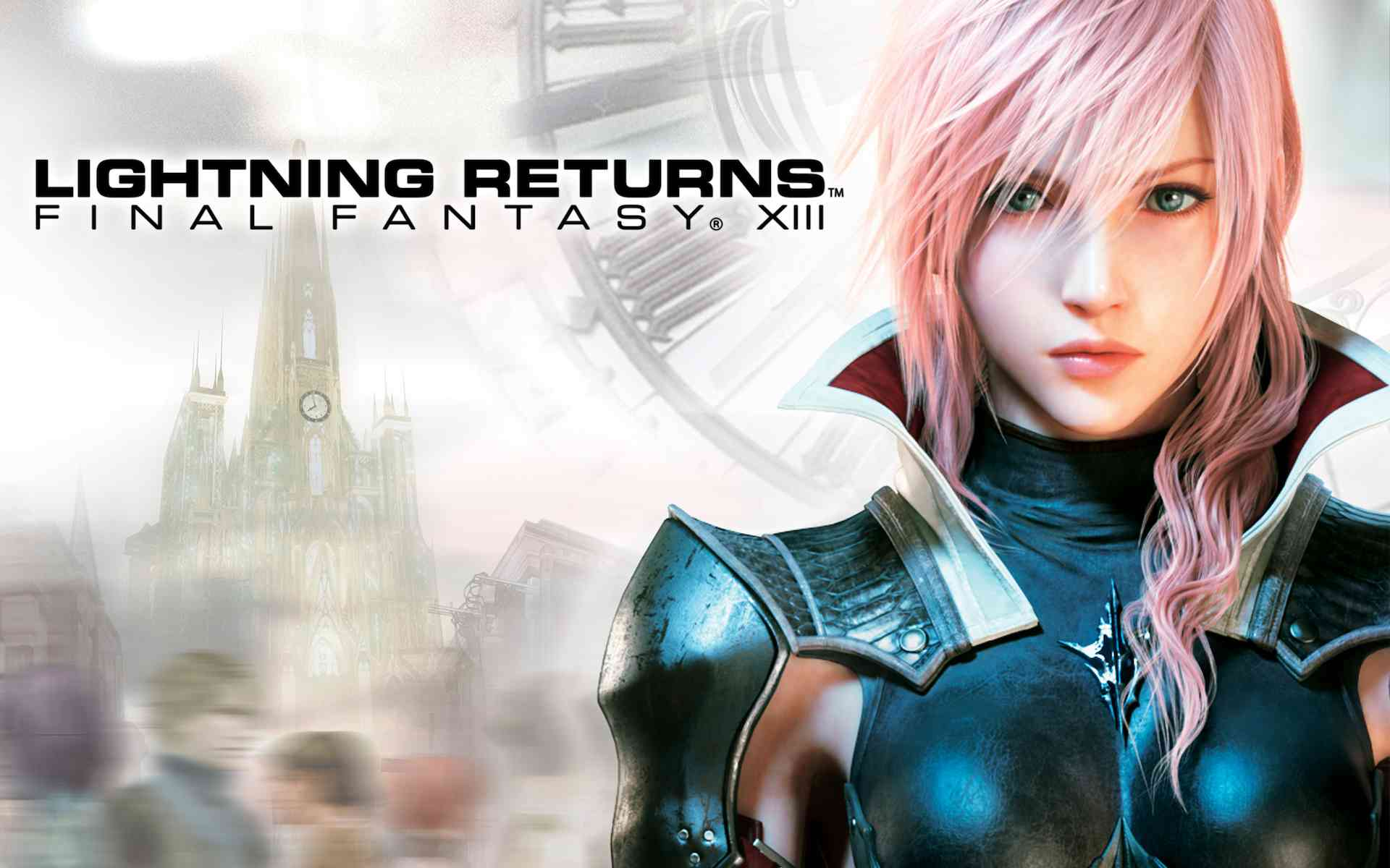 FFXIII Spot Shows Live Action Lightning
