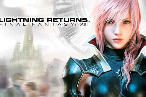 FFXIII Spot Shows Live Action Lightning