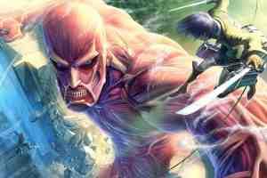 Attack On Titan Arcade Game Has Unique Control System