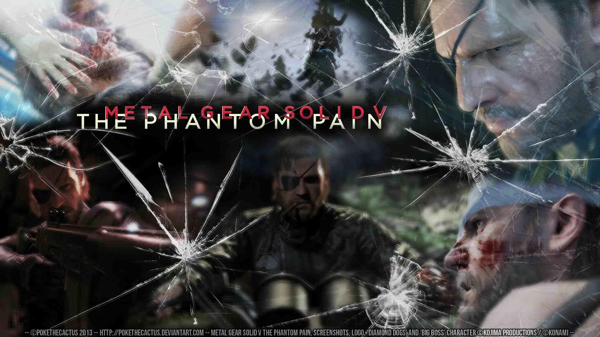 TGS '13: Metal Gear Solid V TGS demo