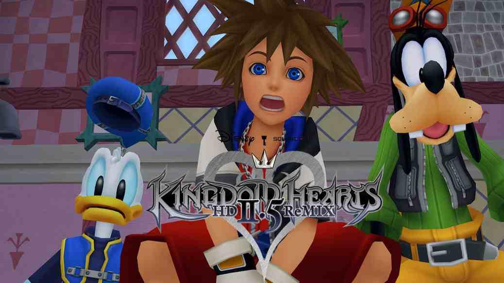 Jump Festa: Kingdom Hearts HD 2.5 Remix Trailer