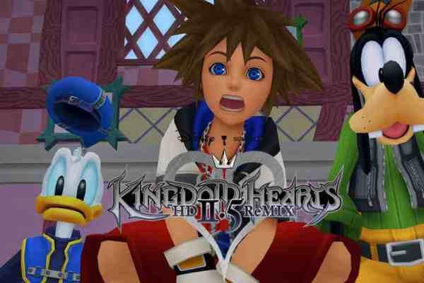 Kingdom Hearts II.5 HD ReMIX Receives Final Trailer