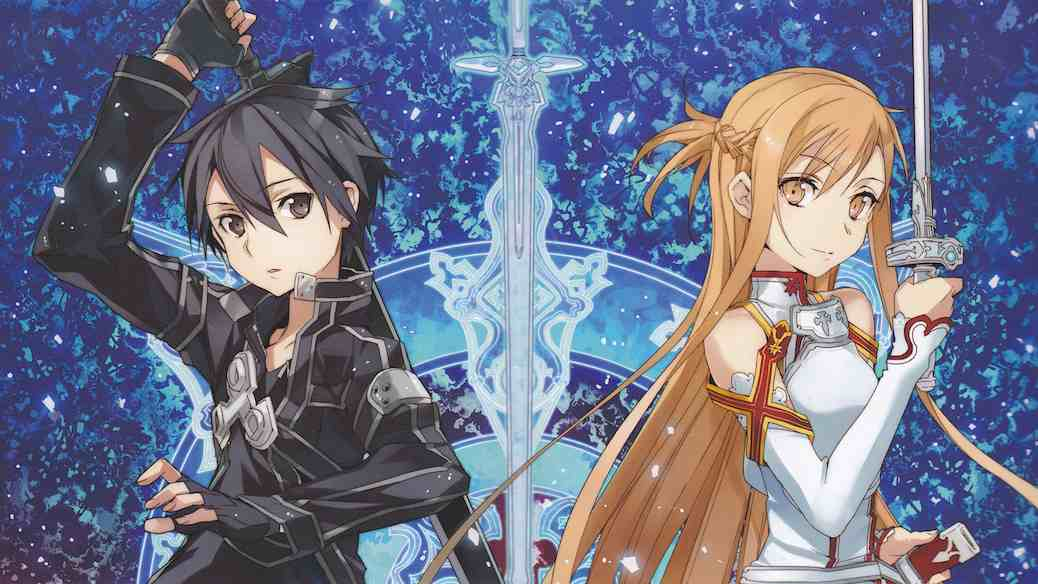 Sword Art Online Game Update